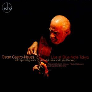 Oscar Castro-Neves - Live At Blue Note Tokyo (2012)