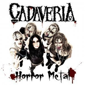 Cadaveria - Horror Metal (2012)