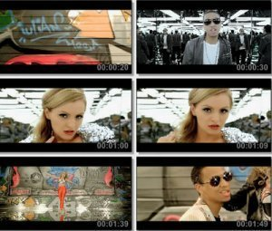 Alexandra Stan feat Carlprit - 1,000,000 (2012) VIDEO