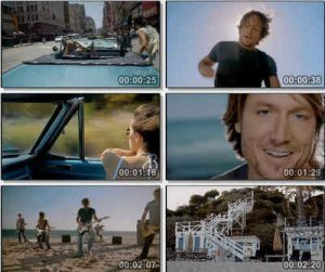Keith Urban - Long Hot Summer (HD VIDEO)