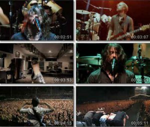Foo Fighters - These Days (2012) HD VIDEO