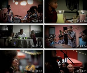Esperanza Spalding Ft. Algebra Blessett - Black Gold (2012) HD VIDEO
