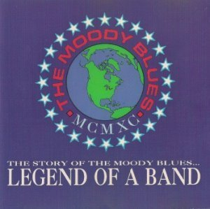The Moody Blues - The Story Of The Moody Blues-Legend Of A Band (1990)