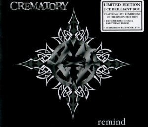 Crematory - Remind (Limited Edition) 2CD (2001)