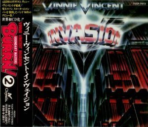 Vinnie Vincent Invasion - Vinnie Vincent Invasion [Japanese Edition] 1986
