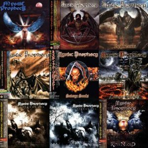 Mystic Prophecy - Discography (2001-2011)