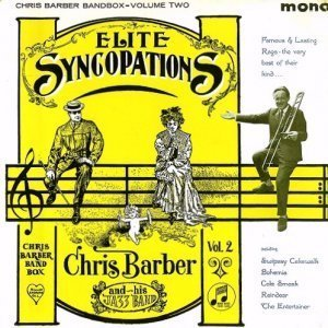 Chris Barber's Jazz Band - Elite Syncopations (1960)
