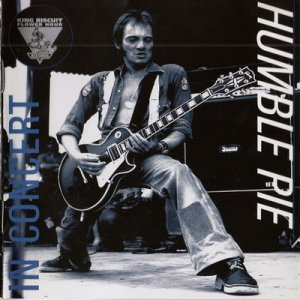 Humble Pie - In Concert Humble Pie Live (1973)