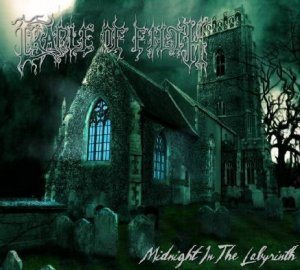 Cradle of Filth - Midnight In The Labyrinth (2012)