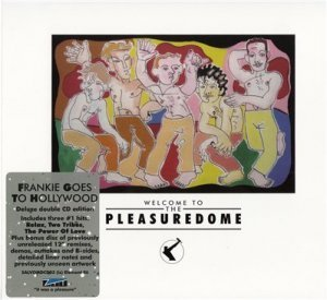 Frankie Goes To Hollywood - Welcome To The PleasureDome (2cd) (2010)