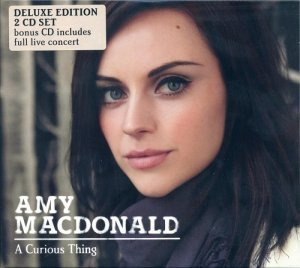 Amy MacDonald - A Curious Thing [2CD Deluxe Edition] (2010)