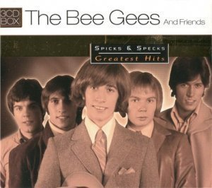 V.A. - The Bee Gees And Friends (3cd) (2008)
