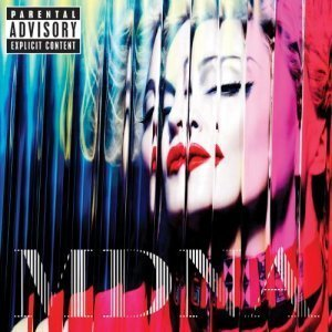 Madonna - MDNA (Deluxe Edition) 2012