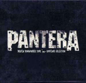 Pantera – Driven Downunder Tour '94 - Souvenir Collection [Box Set] (1994)