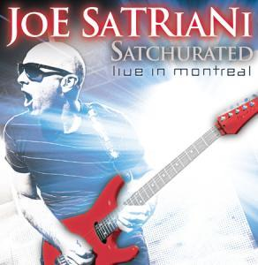 Joe Satriani - Satchurated: Live in Montreal (2012) [FLAC]