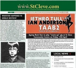 Ian Anderson - Thick as a Brick 2: Whatever Happened to Gerald Bostock? (2012)