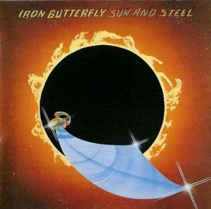 Iron Butterfly - Sun and Steel (1976)(1995)