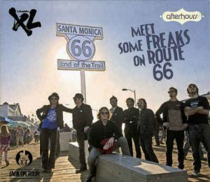 Afterhours - Meet Some Freaks On Route 66 (2012)