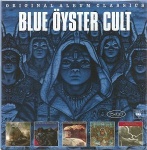 Blue Oyster Cult - Original Album Classics (5CD Box Set) 2011