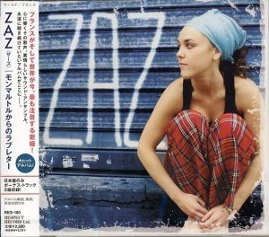 ZAZ - Love Letter From Monmartole [Japanese Edition] 2011