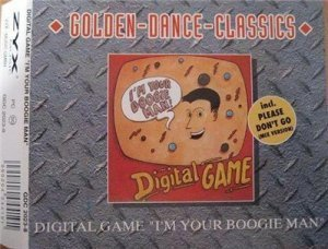 Digital Game - I'm Your Boogie Man (Maxi-Single) (2001)