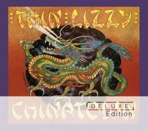 Thin Lizzy - Chinatown (Deluxe Edition,2 CD) 1980/2011