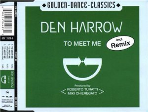 Den Harrow - To Meet Me (Maxi-Single) (2001)