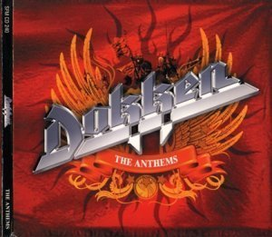 Dokken - The Anthems 2011 (SFM CD, Compilation with 4 New Tracks)
