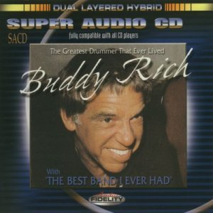 Buddy Rich - The Greatest Drummer That Ever Lived With... (1977) [Edition 2002]