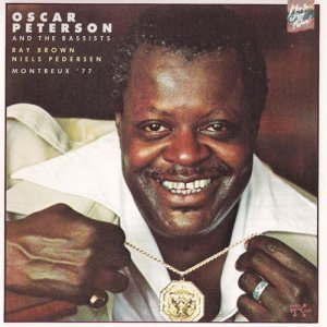 Oscar Peterson and the Bassists - Montreux '77 (1989)