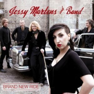 Jessy Martens & Band - Brand New Ride (2012)