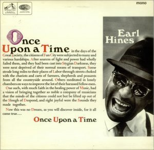 Earl Hines - Once Upon a Time ( 1966)
