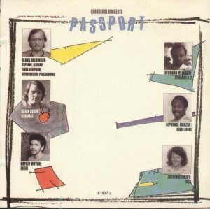 Passport - Talk Back (1988)