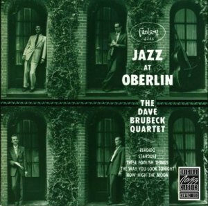 Dave Brubeck - Jazz At Oberlin (1953)