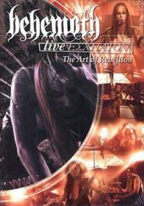 Behemoth - Live Eschaton - The Art Of Rebellion (2002)