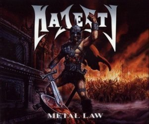 Majesty - Metal Law (2004) [DVD5]