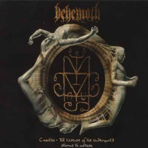 Behemoth - Chaotica - The Essence Of The Underworld - Storms To Unleash (2CD) 1998