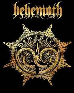 Behemoth - Demonica (Compilation, 2CD) 2006