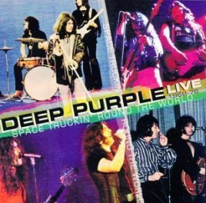 Deep Purple - Space Truckin' - Live 68/76 2CD (2009)