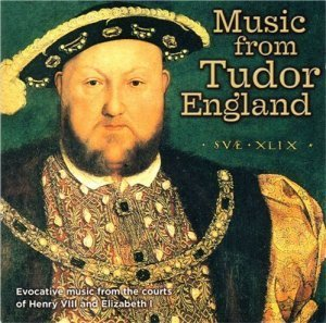 VA - Music from Tudor England (2007)