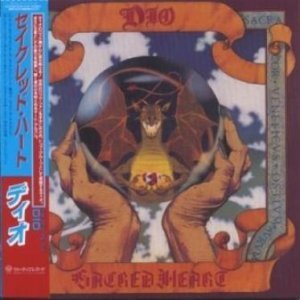 Dio - Sacred Heart 1985 (Deluxe Expanded Edition 2CD/Japan SHM-CD 2012)