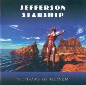 Jefferson Starship - Windows Of Heaven (1998)