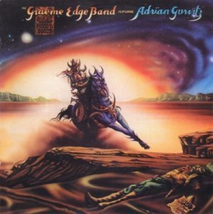 The Graeme Edge Band featuring Adrian Gurvitz - Kick Off Your Muddy Boots (1975/2009)