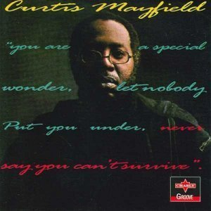 Curtis Mayfield - Never Say You Can't Survive (1977)