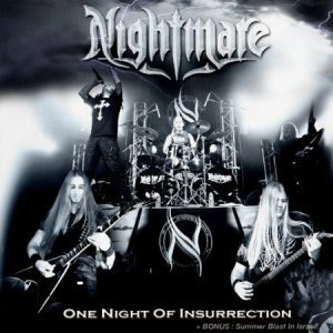 Nightmare - One Night Of Insurrection (Summer Blast In Israel!) 2011
