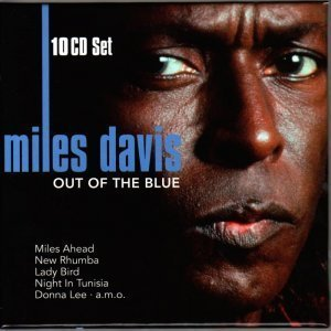 Miles Davis - Out Of The Blue [10 CD Box Set] (2008)