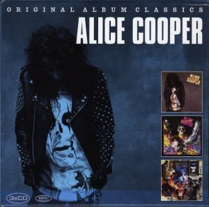 Alice Cooper - Original Album Classics (3CD Box Set) (2011)