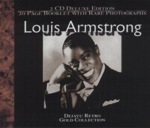 Louis Armstrong - Gold Collection (2001)