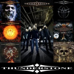 Thunderstone - Discography (2002-2009)