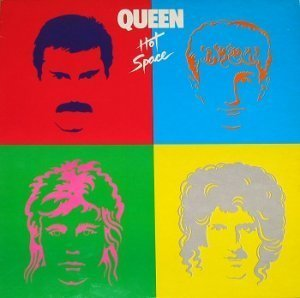 Queen - Hot Space - 1982 VinylRip (24/192)